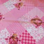 Baumwoll, rosa, Prinzessin