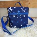 T-Bag, blaue Sterne