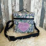 T-Bag, Schmetterling, Lina