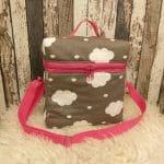 T-Bag, Wolke, pink
