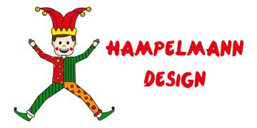 Hampelmann – Design und Handgenähtes